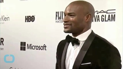 Tyson Beckford Chris Brown Feud Escalating