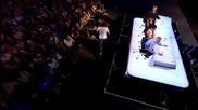 Момче се изложи тотално - George Gerasimous - The X Factor Uk 2011 (21.08.2011)
