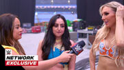 Sareena Sandhu & Charlotte Flair embrace inspiring next generation of girls: WWE Network Exclusive, Jan. 26, 2021