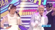 Amber (feat. Luna of f(x)) - Shake that Brass @ 150301 Sbs Inkigayo
