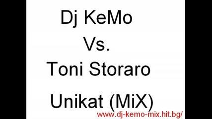 Dj Kemo Vs Toni Storaro Unikat Mix