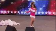 4 - годишната Шакира от Англия
