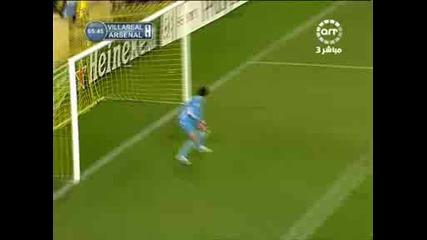 Виляреал - Арсенал 1:1