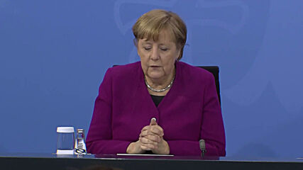 Germany: Merkel extends lockdown, sets path for gradual easing of COVID restrictions