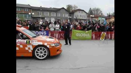 Dimitar Iliev - Rally Trayanovi vrata 2009