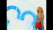 Disney Channel Commercial - Ashley Tisdale