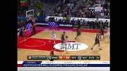 """""""Реал"""" (Мадрид) разгроми """"Анадолу"""" (Ефес) със 103:57 в Евролигата"""