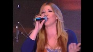 Jelena Brocic - Doletece beli golub - live