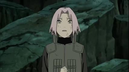 [ Bg Sub ] Naruto Shippudden 372 Върховно качество