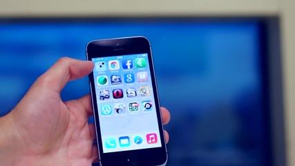 Apple iphone 5s видео ревю - news.smartphone.bg