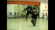 So You Think You Can Dance? 3 Year Old Chinese Boy Does Impressive Choregraphed Hip - Hop Moves! (li