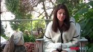 Селена Гомез с фотосесия за списание Teen Vouge - Септември 2012