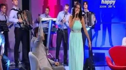 Tanja Savic - Zlatnik (Live) - Tv Happy 2014