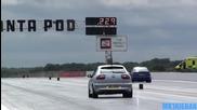Audi S4 - 1/4 миля