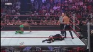 Superstars 2009/06/25 M V P vs Matt Hardy vs Kofi Kingston [ United States Championship]