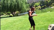 Will Smith Ice Bucket Challenge