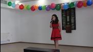 Гласът на Кзанлък-маргарита Барулова