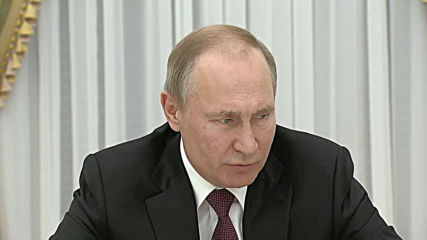 Russia: 'A lot has been done' – Putin thanks Medvedev's government