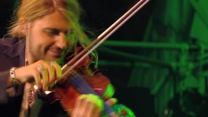 David Garrett plays Master of Puppets by Metallica @ Open Air Live 2010