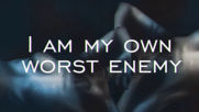 The Clay People - My Own Worst Enemy ( Official Lyric Video)