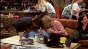 Friends / Приятели - Сезон 4 Епизод 3 - Bg Audio - | Част 2/2 |
