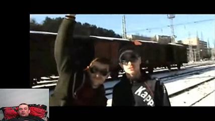 old school KRISKO feat Tufo - Shtoto e maimuna / и Туфо - Щото е маймуна (Official Реакция)
