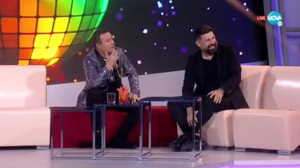 """Тони Стораро в """"Забраненото шоу на Рачков"""" (03.10.2021)"""
