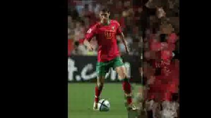 C . Ronaldo - The Best Player