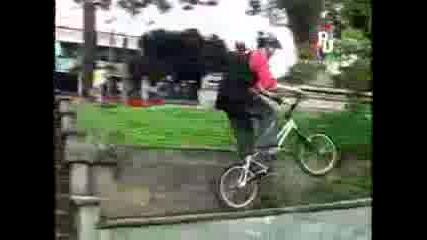 Street - Urban Bike Trial