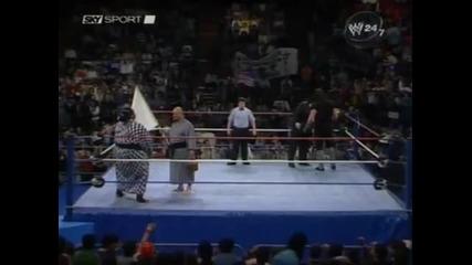 Wwe Yokozuna vs Undertaker 25.4.1993