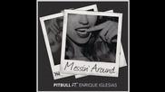 Pitbull Feat. Enrique Iglesias - Messin Around ( Audio )