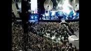 Muse - Haarp, Knights Of Cydonia