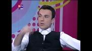 Rada Manojlovic - BN Koktel - (TV BN 14.05.2012.) - 3. deo