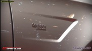 Mercedes Carlsson Ck63 Rs Santa Edition - Geneva 2012
