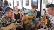 Участници репетират преди кастинга на X Factor във Варна