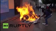 Mexico: Protesters torch ballot papers, blocking vote in Tixtla