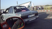 Cox Drift Team - 20 oct 2012 - Finala Cndr @ Carrefour Bmw E30 Drifting