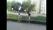 Аз И Ванката Прескачаме Пейка