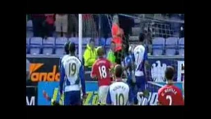 Уигън - Манчестър Юнайтед 0:5