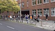 Germany: Polling station appears busy as Berlin residents cast federal election votes