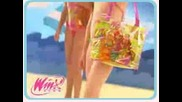 Бъди Една От Уинкс Дори Когато Си На Плажа