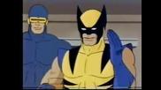 Спайдър - Мен и Невeроятните му Приятели / Циклопа запознава Комета с Върколакът