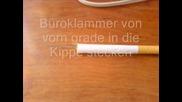 Zigaretten Trick