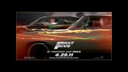 Ludacris - Fast Five - Furiously Dangerous feat. Slaughterhouse Soundtrack