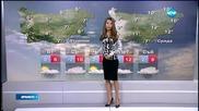Прогноза за времето (04.02.2015 - обедна)