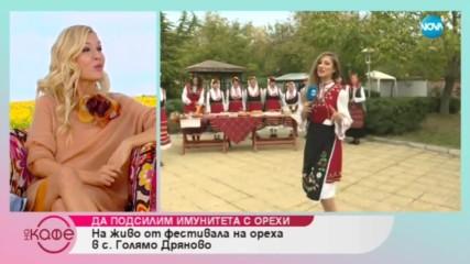 Фестивал на ореха в с. Голямо Дряново - На кафе (19.10.2018)