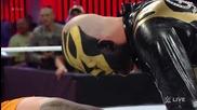 Jimmy Uso vs. Goldust/ Джими Усо ср. Златен Прах - Горкият Джей :(