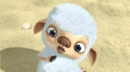 Sheep On The Island (анимация)