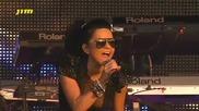 Inna - Hot (live at Summerfestival 2010, Belgium)