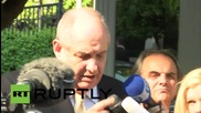 Greece: ANEL's Terence Quick dismisses rumours of coalition shake-up